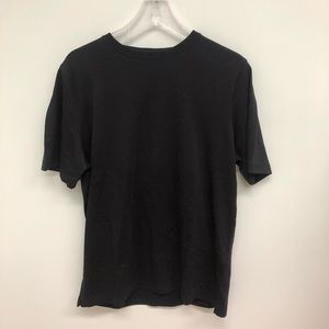 Kirkland Men's Classic Cotton Tee: Black (PM1191)
